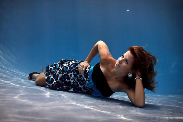 Underwater Kevin Beasley Photographer